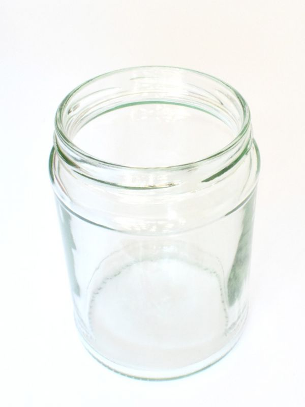 Jam Jars Round Glass 500ml (x1304)