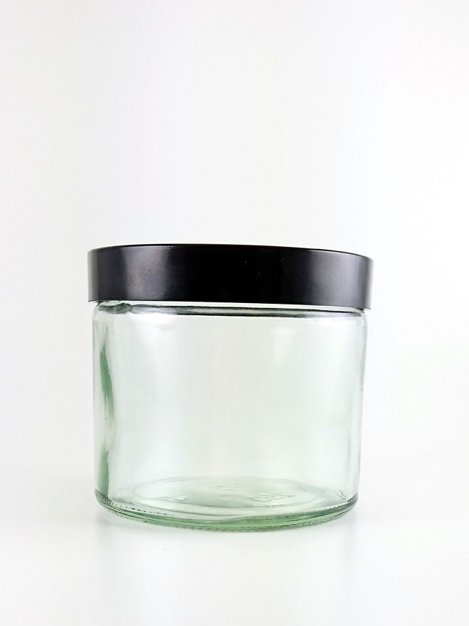 Ointment Jar 250ml with Lid