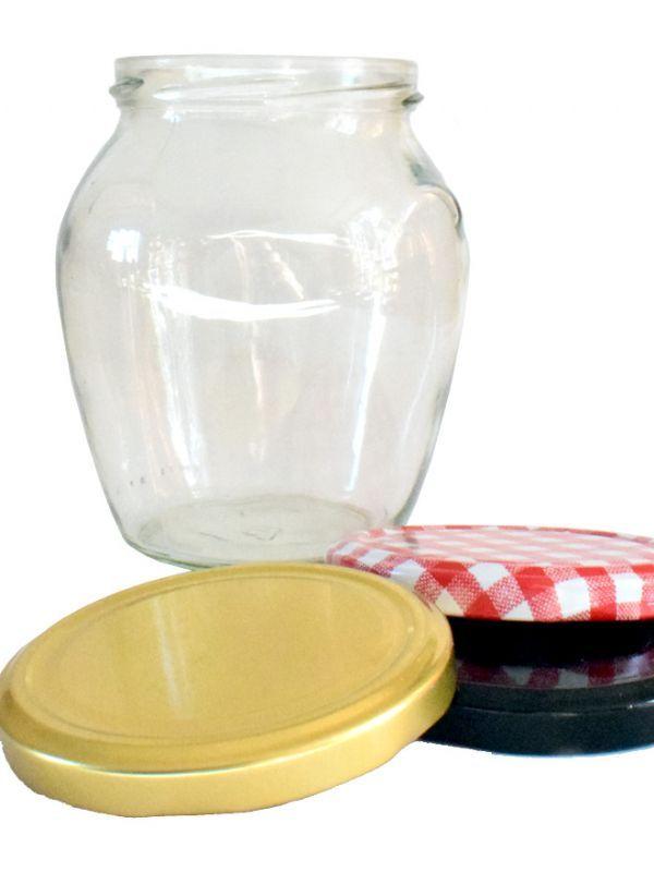 Jam Jars Orcio Glass 720ml 2