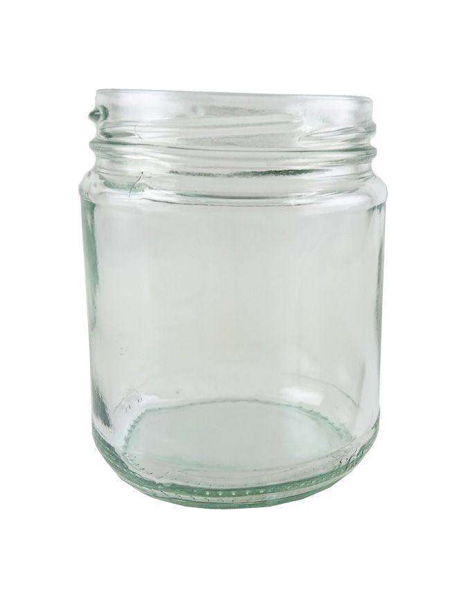Jam Jars Round Glass 282ml