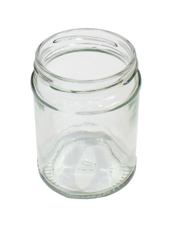 Jam Jars Round Glass 300ml (x2340)
