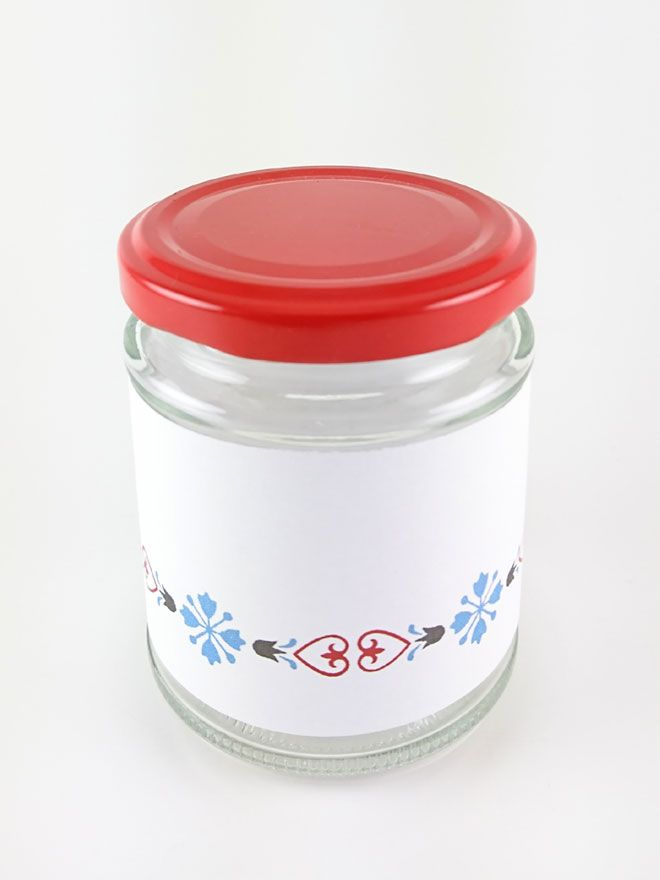 Jar Wraps - Nordic Lemmikki