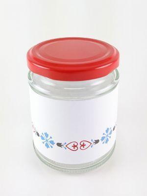 Love jam jars   - Jar Wrap Lemmikki