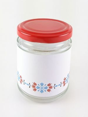 Love jam jars | - Jar Wrap Narcissus