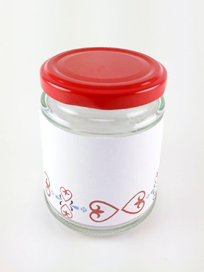 Jar Wraps - Nordic Rhoda