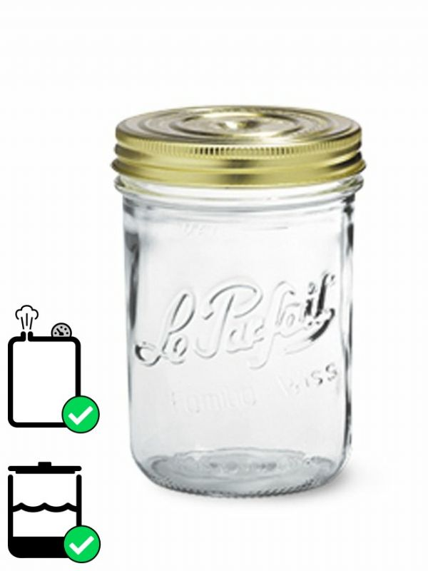 Le Parfait Terrine Screw Top Jar (x6) 750ml