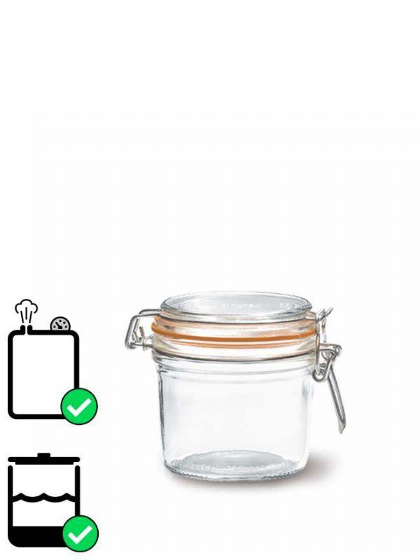 Le Parfait Terrine Clip Top Preserving Jar (x6) 350ml
