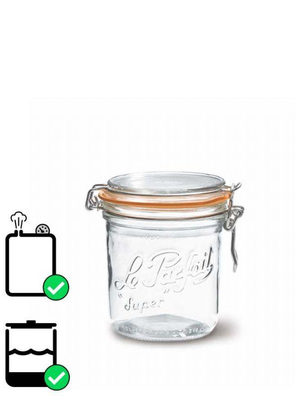 Le Parfait Terrine Clip Top Preserving Jar (x6) 750ml