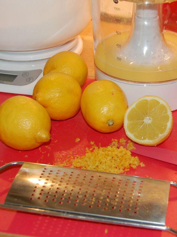 Preserving Class: Lemony Lemons