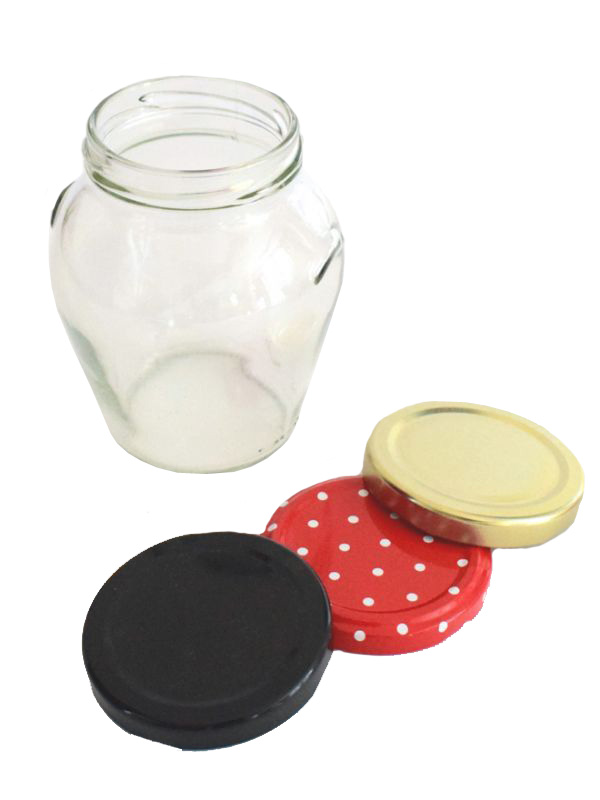 Jam Jars Orcio Glass 314ml
