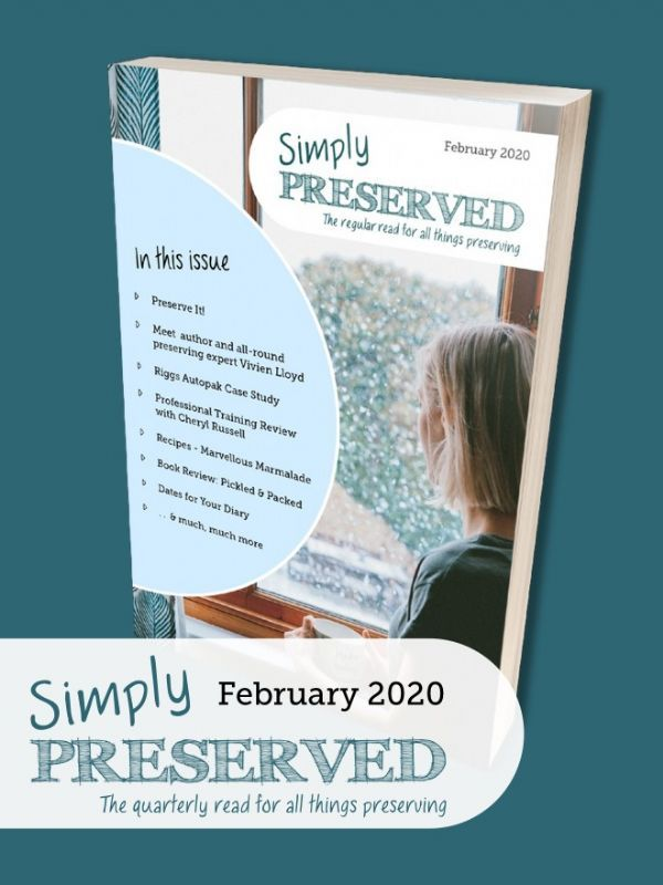 Simply Preserved Magazine - February 2020