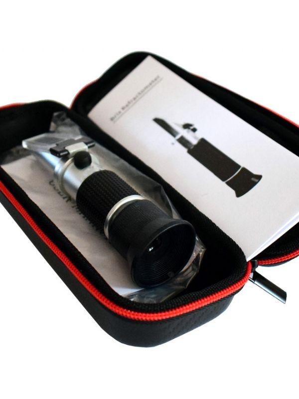 Refractometer Brix 0-80