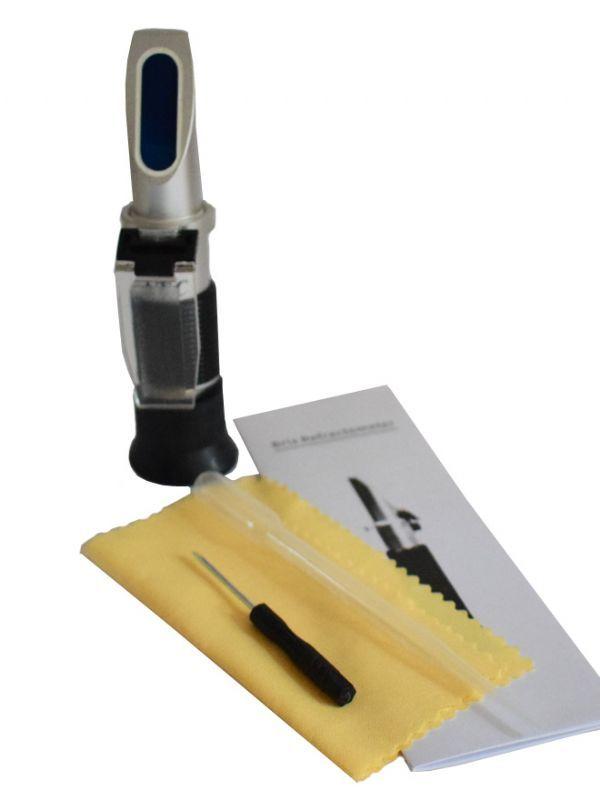 Refractometer Brix 0-80 3
