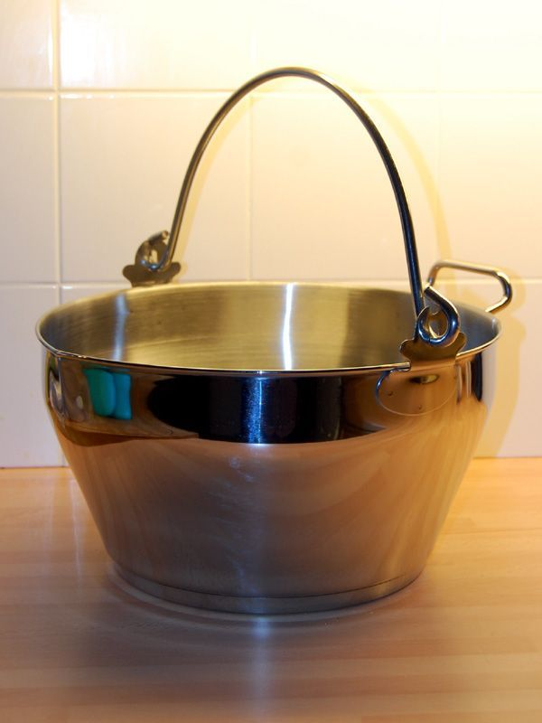 Stainless Steel Maslin Pans