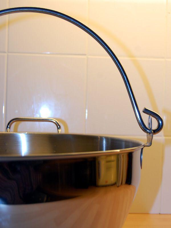 Maslin Preserving Pan Stainless Steel 3