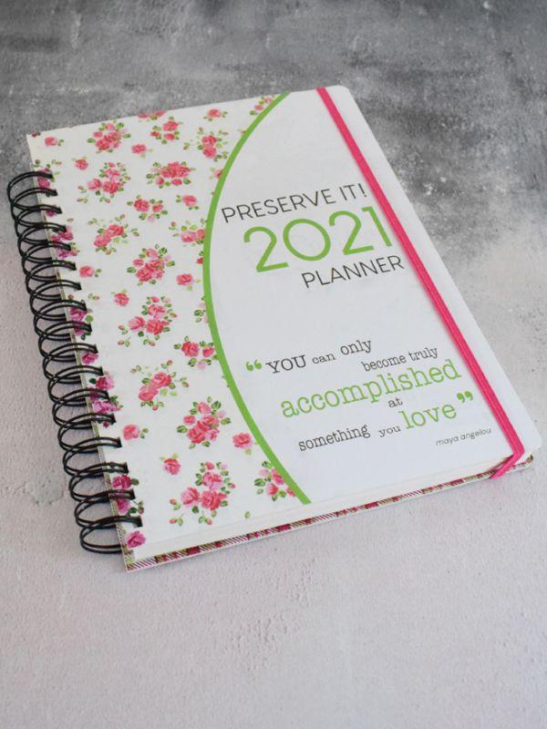 Preserve It - Planner 2021