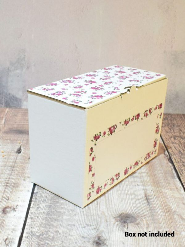 Summer Frocks Labels for 2x8oz Retail Box (x10) 2