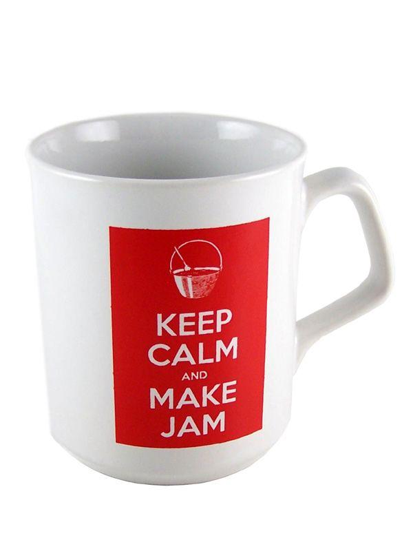 Mug Keep Calm and Make Jam