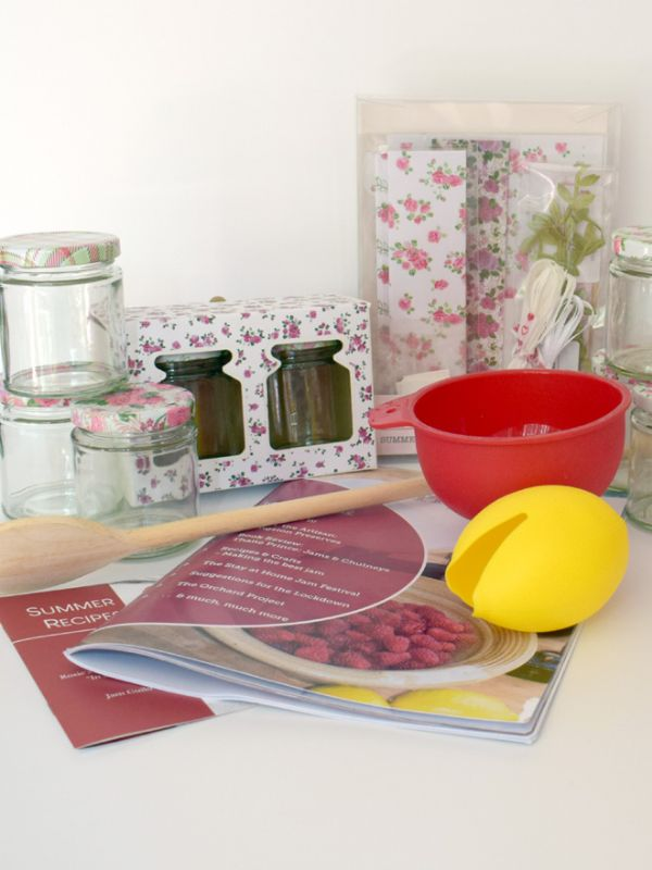 Rosie Makes It Easy Jam Making Kit
