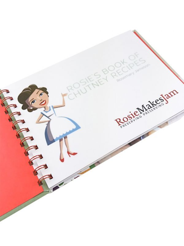 Rosie's Book of Chutney Recipes 2