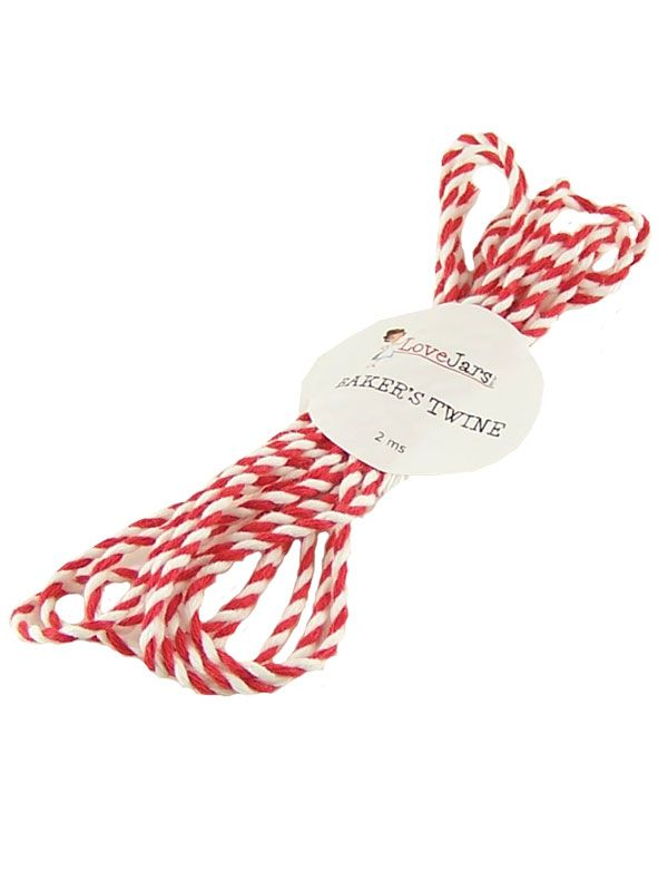 Baker's Twine/String Red 2m