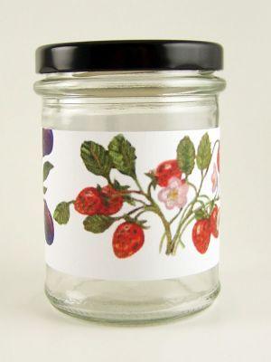 Love jam jars | B Classic Fruits Jar Wrap
