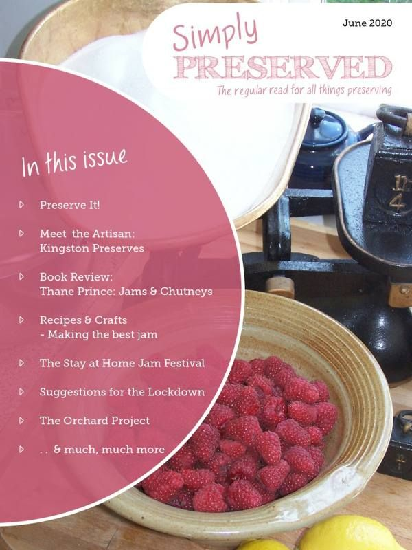 Simply Preserved Magazine - June 2020