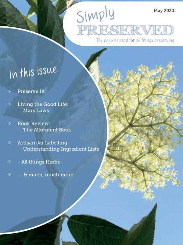 Simply Preserved Magazine - May 2020