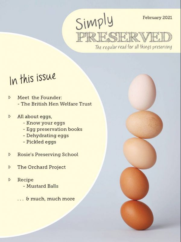Simply Preserved Magazine - Issue 15