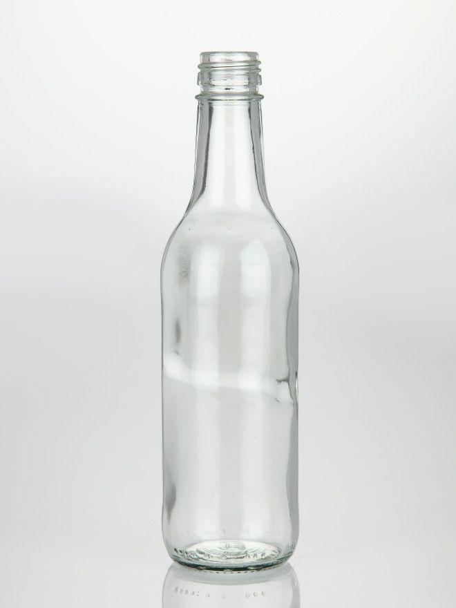 Mineral Pressure Bottle Glass 500ml