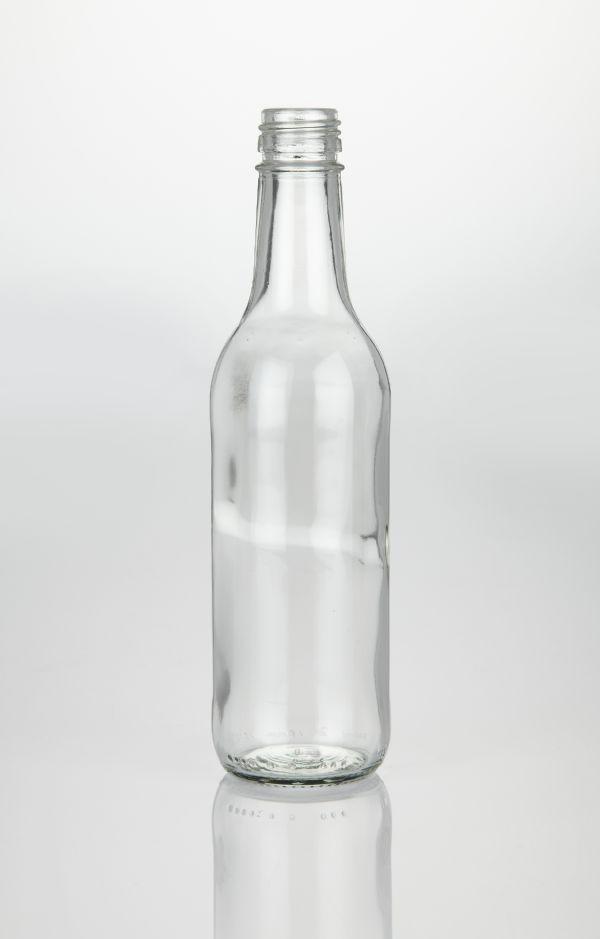 Glass Mineral Pressure Bottle 500ml