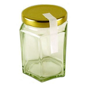 Love jam jars | Tamper Evident Strips 70x10mm (x1400)