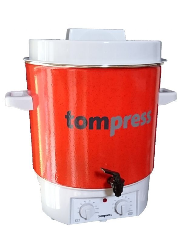 Tom Press Electric Steriliser 27 litre 1