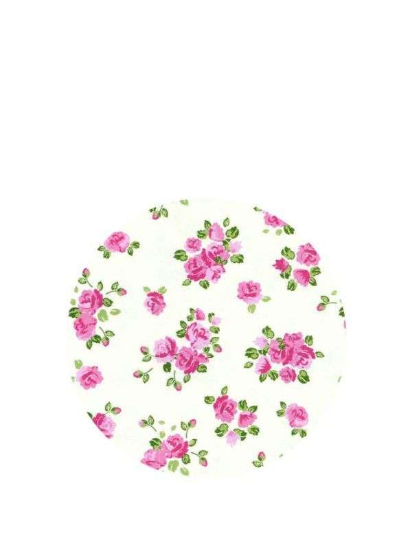 Lid Topper 40mm Summer Frocks Small Sprig