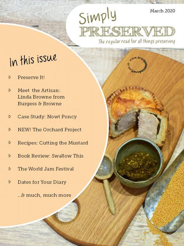 Simply Preserved Magazine - March 2020