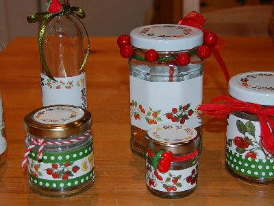 Love jam jars | Classic Fruits
