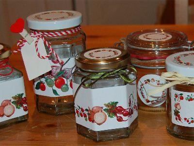 Love jam jars | Classic Vegetables