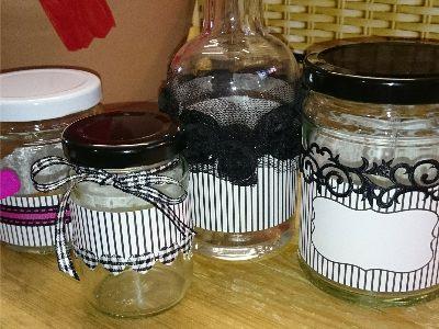 Love jam jars | Hat Box