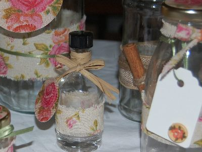 Love jam jars | Vintage Rose