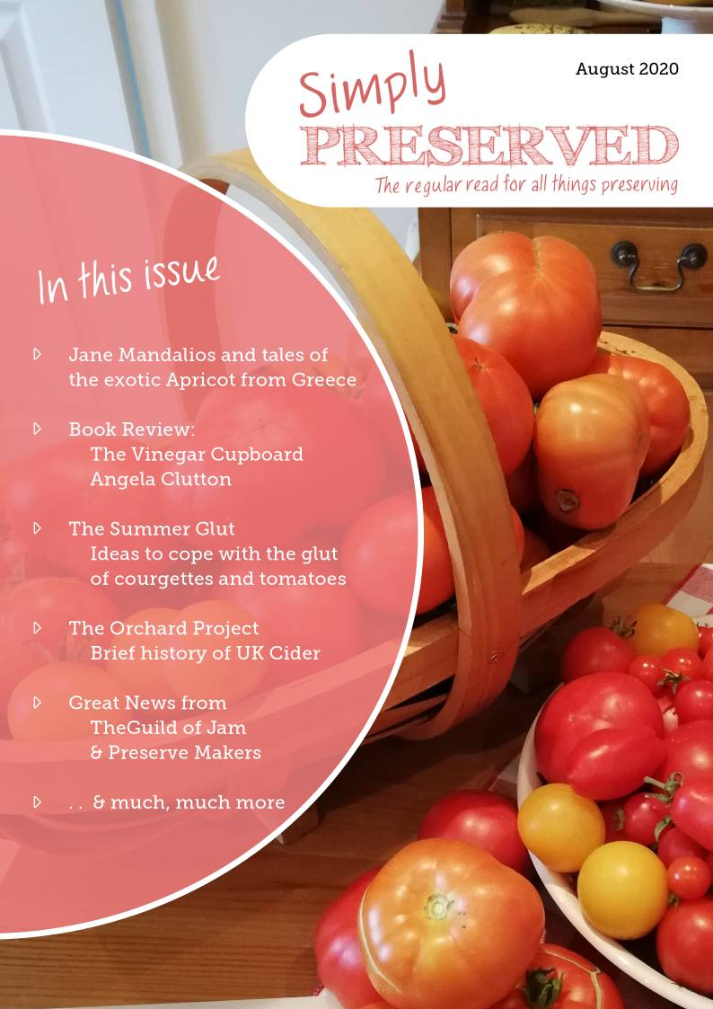 Simply Preserved Magazine for all things preserving : August 2020
