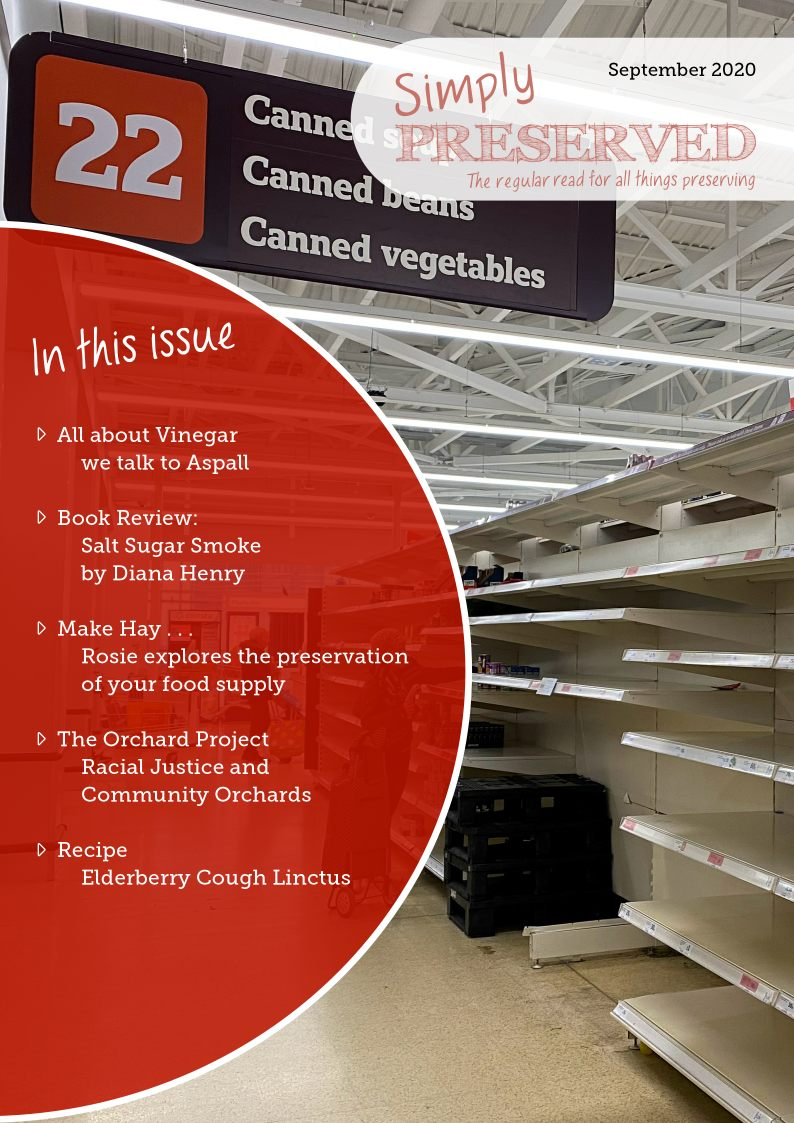 Simply Preserved Magazine for all things preserving : September 2020