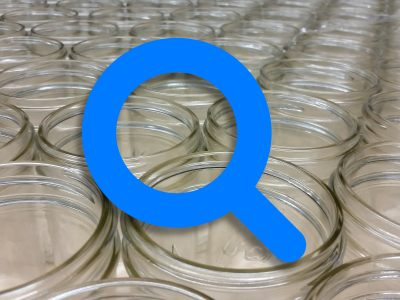 Search for jars and bottles with our Jar Finder tool