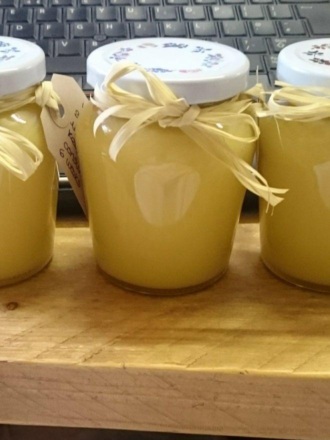 Online Webinar Workshop - Fresh Lemon Curd