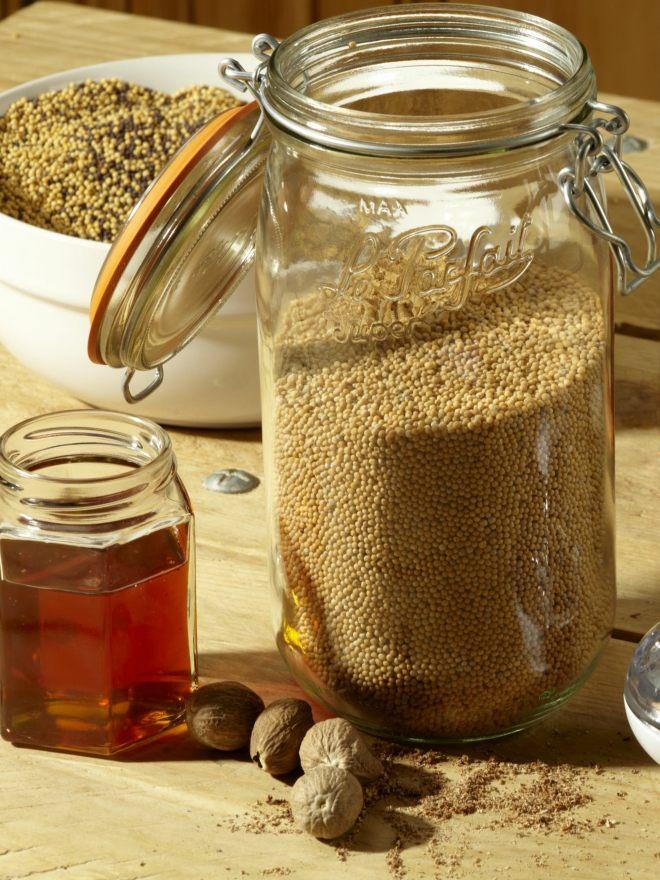 Online Webinar Workshop - Wholegrain Mustard with Beer - a miracle of preservation